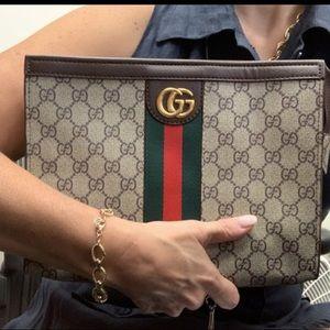 Gucci pouch